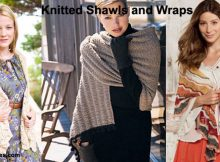 Knitted Shawls and Wraps