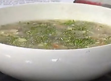White Hot and Sour Soup Recipe