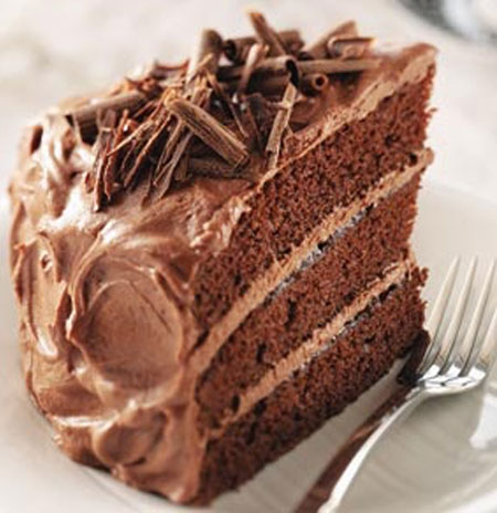 simple chocolate cake recipe