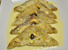 Shahi Tukra Pakistani Recipe