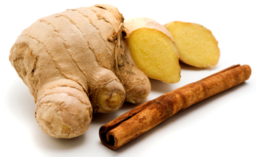 Benefits of Ginger and Cinnamon