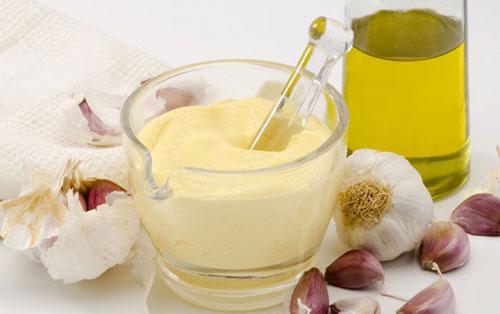 Garlic Aioli Recipe Olive Oil