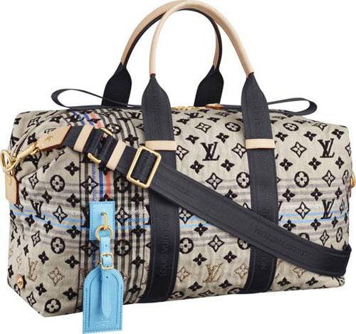 Louis Vuitton women travel bag