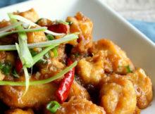 Mandarin Chicken Recipe Chinese