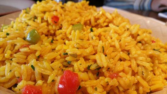 Peri Peri Rice Recipe