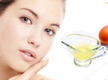Homemade Sensitive Skin Facial