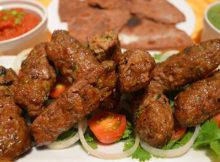How to Make Masala Stuffed Bihari Kabab