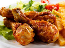 Crispy Fried Drumsticks Recipe