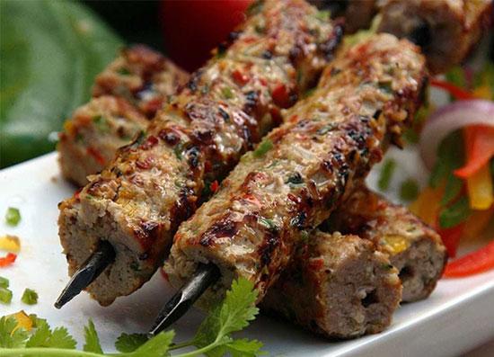 Tandoori Seekh Kabab Recipe