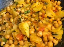Quick Chana Masala Recipe