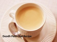 Doodh Patti Chai Recipe