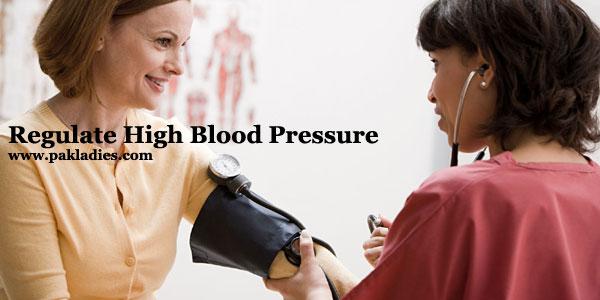 Regulate High Blood Pressure