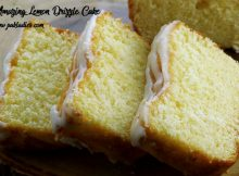 Amazing Lemon Drizzle Cake
