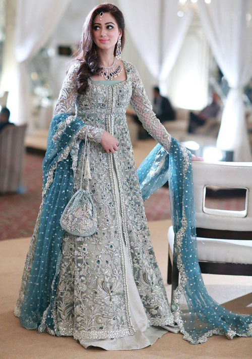 Latest Bridal Lehenga Designs 2017