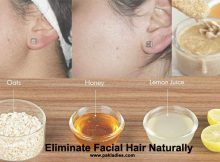 Eliminate Facial Hair Naturally