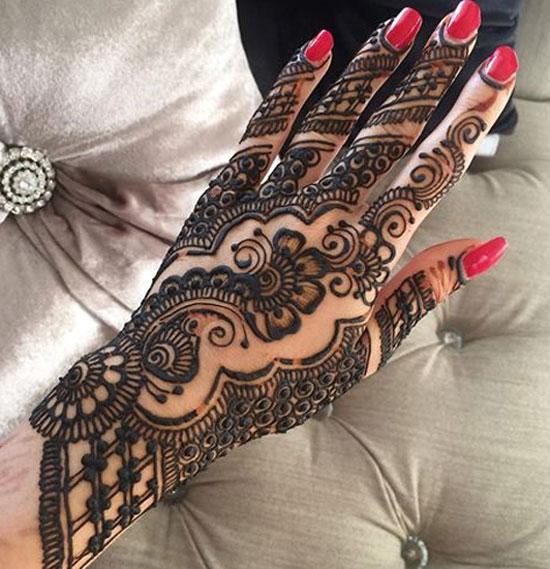 Eid ul Fitr Mehndi Designs 2018