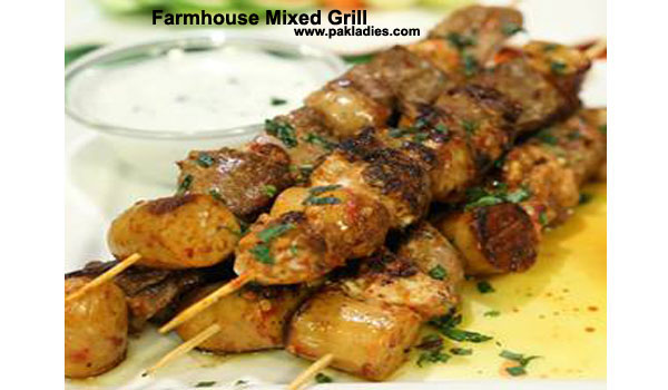 Farmhouse Mixed Grill