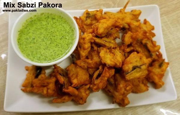 Mix Sabzi Pakora