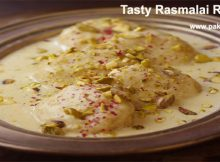 Tasty Rasmalai Recipe