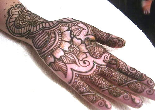 Beautiful Eid Mehndi Design