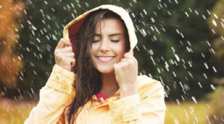 Rainy Day Hair Hacks