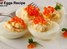 Stuffed Eggs Recipe