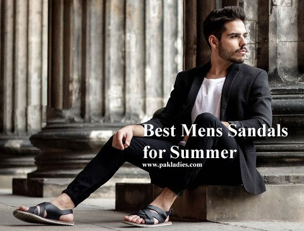 Mens Sandals for Summer