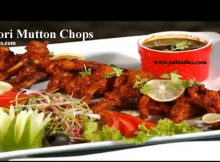 Tandoori Mutton Chops