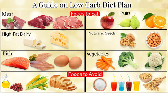 Low Carb Diet Plan