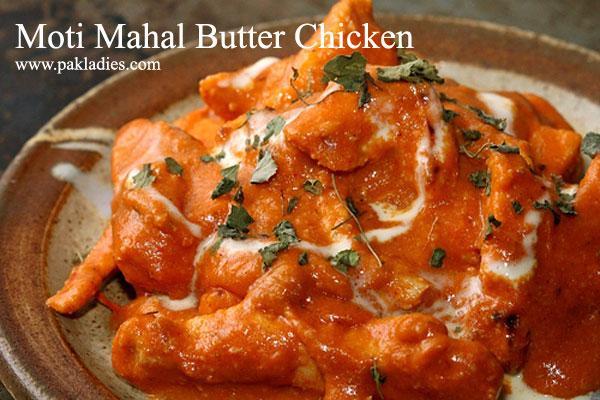 Moti Mahal Butter Chicken