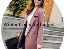 Winter Coats for Ladies