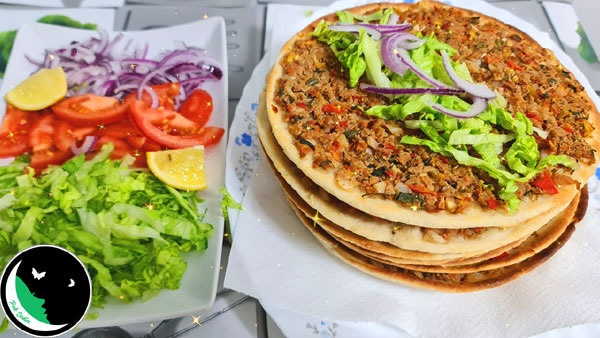Easy and Delicious Turkish Lahmacun Recipe